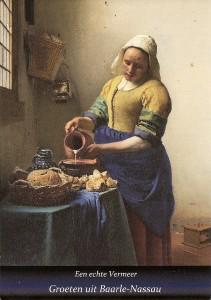 'n echte Vermeer (1)