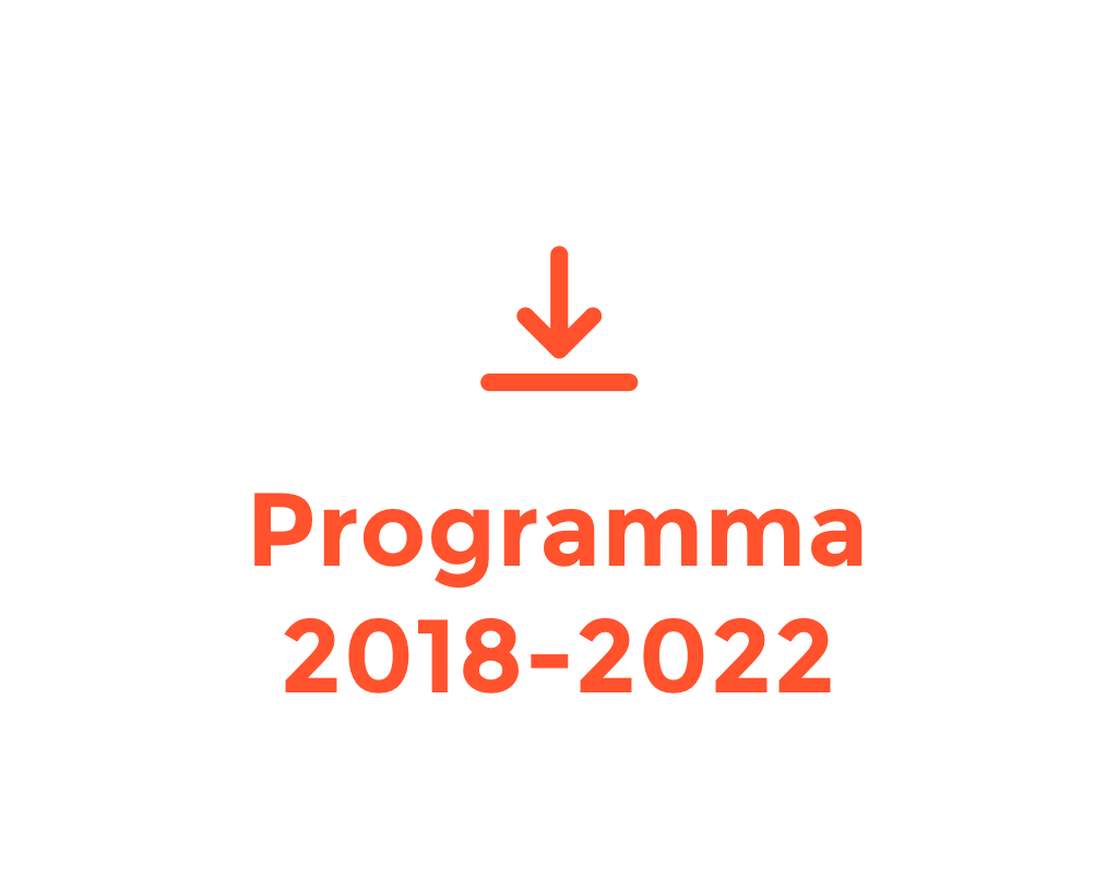 Programma 2018-2022