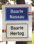 Feitenchecker: Baarle zelfstandig
